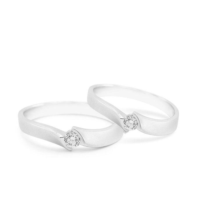 Cincin Kawin WR0320 V&Co Jewellery by V&Co Jewellery - 003