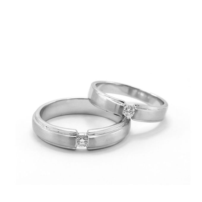 Wedding Ring WR0404 V&Co Jewellery by V&Co Jewellery - 002