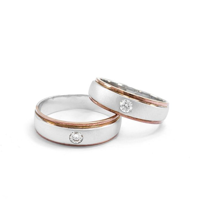 Wedding Ring WR0408 V&Co Jewellery by V&Co Jewellery - 002
