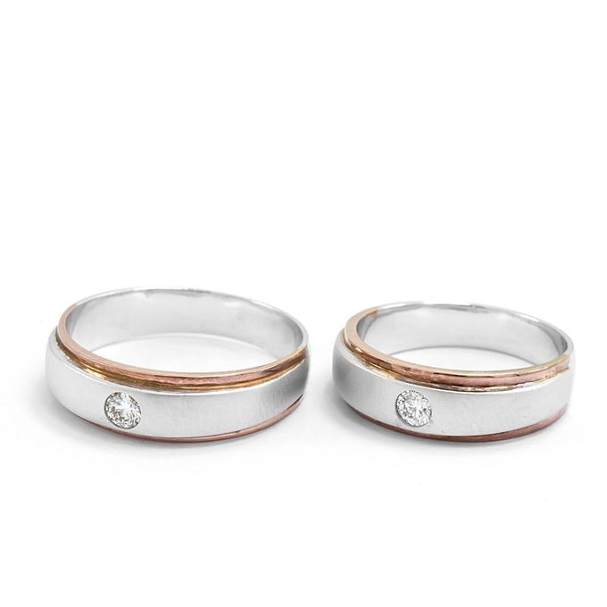 Wedding Ring WR0408 V&Co Jewellery by V&Co Jewellery - 003