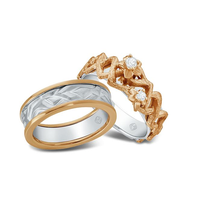 Wedding Ring Collaboration by Miss Mondial - 001