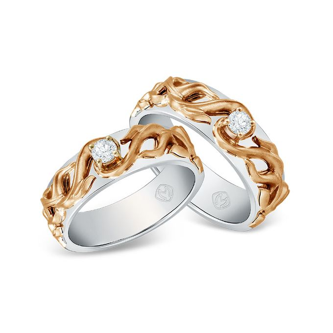Wedding Ring Collaboration by Miss Mondial - 007