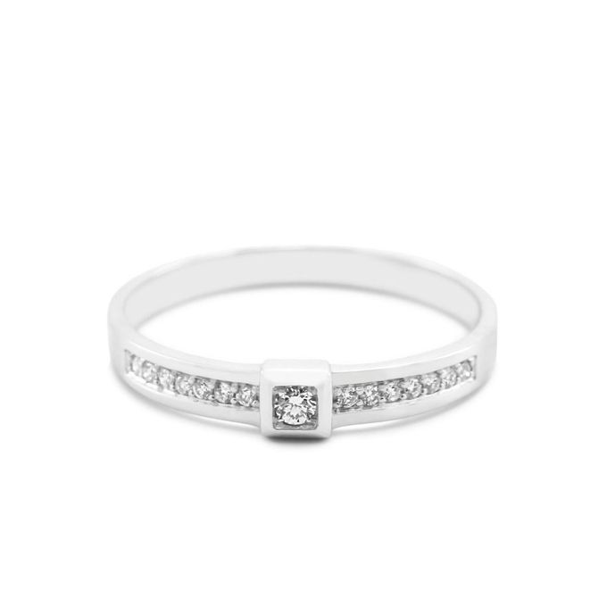 Wedding Ring WR0224 by V&Co Jewellery - 004