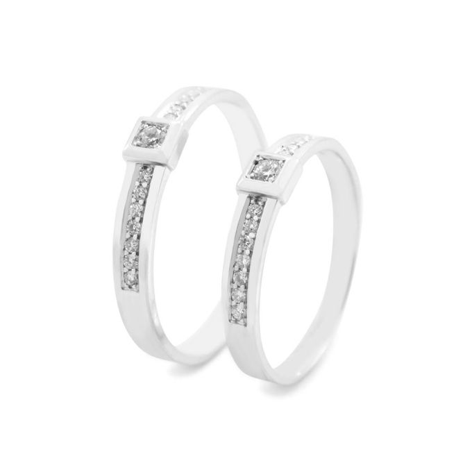 Wedding Ring WR0224 by V&Co Jewellery - 003