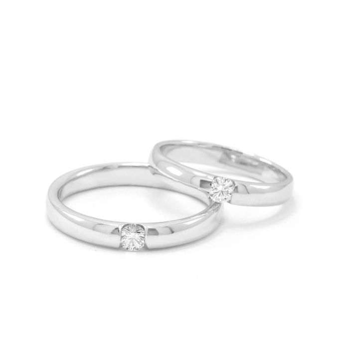 Wedding Ring WR0040 by V&Co Jewellery - 002