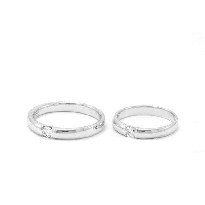 Wedding Ring WR0040 by V&Co Jewellery - 003