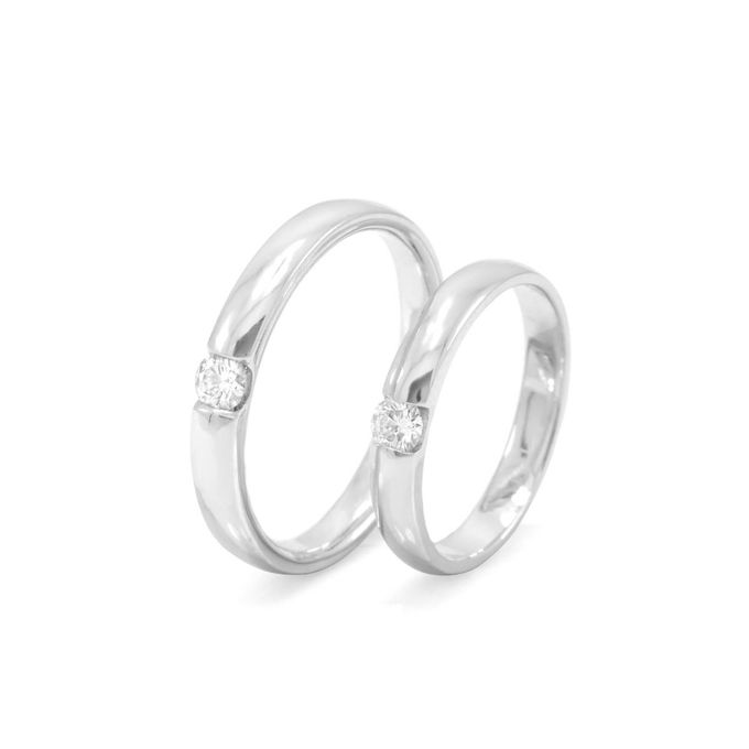 Wedding Ring WR0040 by V&Co Jewellery - 004