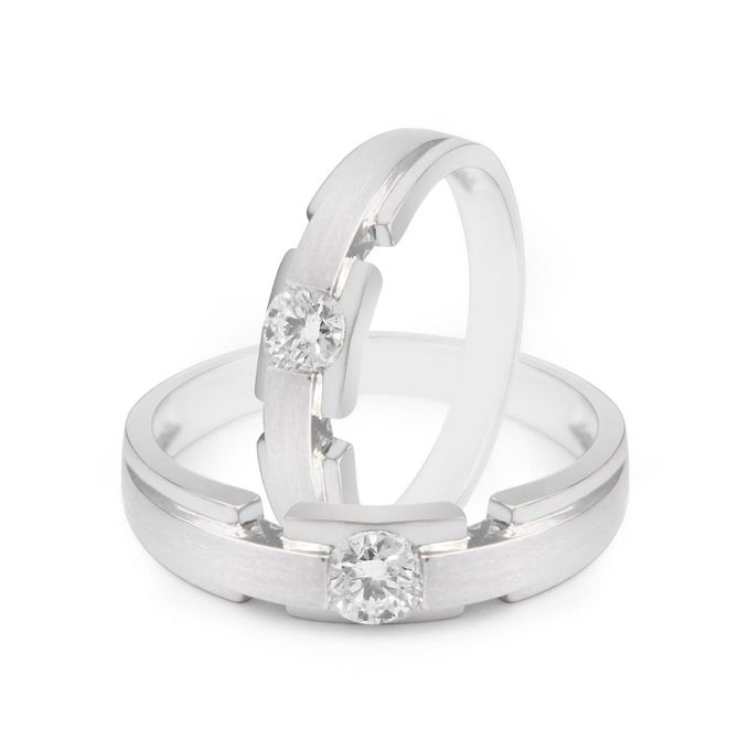 Wedding Ring WR0196 V&Co Jewellery by V&Co Jewellery - 001