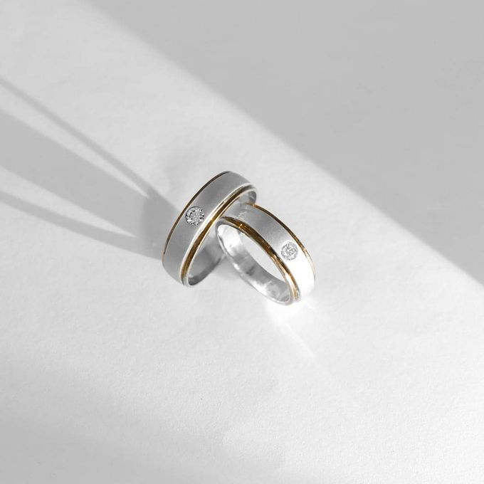Wedding Ring WR0408 V&Co Jewellery by V&Co Jewellery - 001