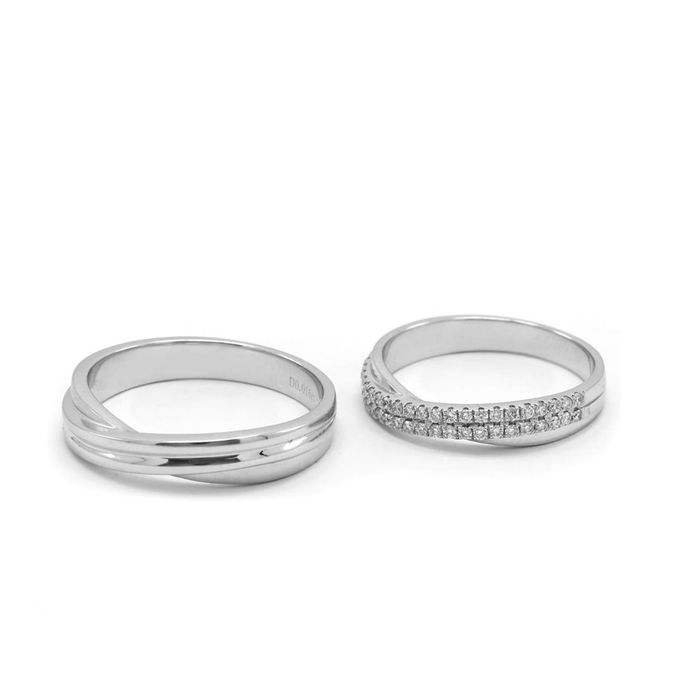 Wedding Ring WR0476 by V&Co Jewellery - 002