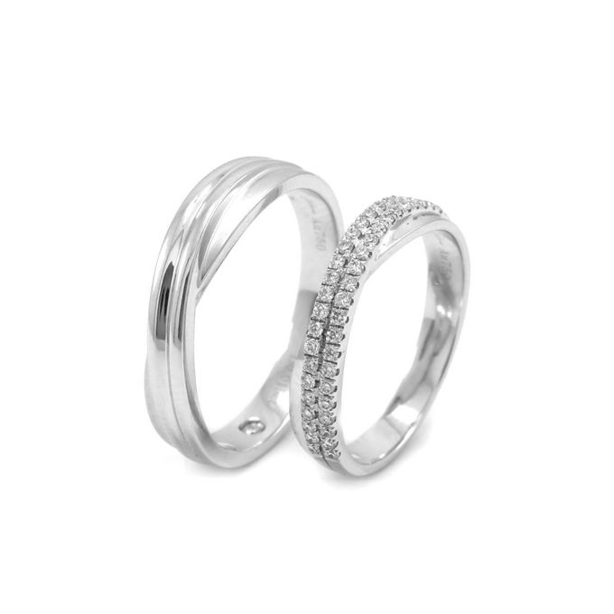 Wedding Ring WR0476 by V&Co Jewellery - 003