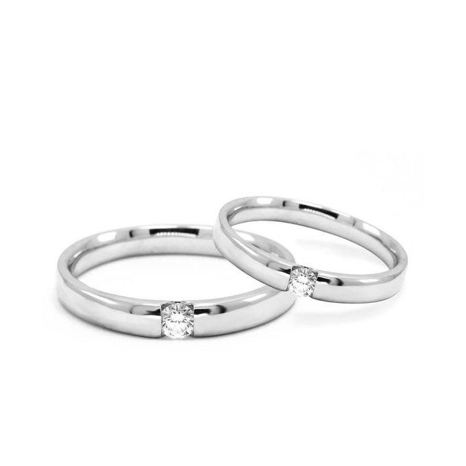 Wedding Ring WR0584 V&Co Jewellery by V&Co Jewellery - 002