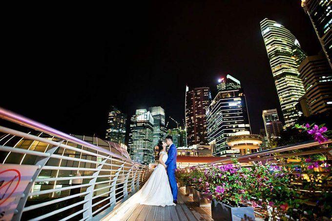 Pre Wedding Shoot ♥Daryl & Iris by Gin Tan makeup artist - 004