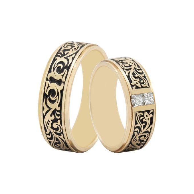 Wedding Ring Batik WRB0006 by V&Co Jewellery - 003