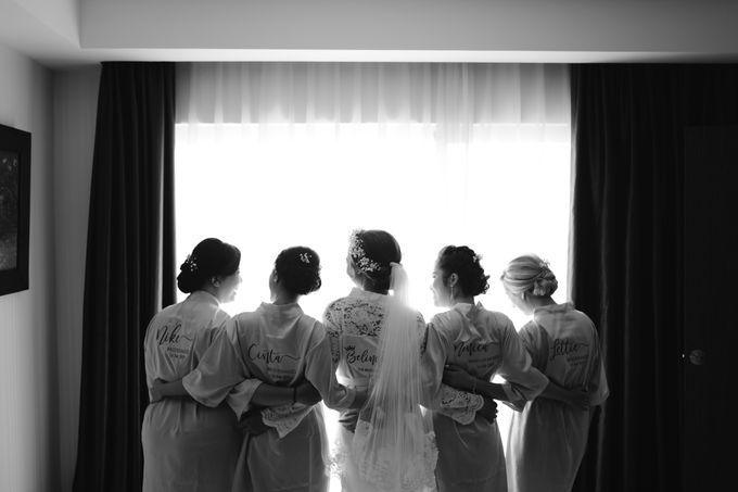 Brett & Belinda Wedding by Sthala, A Tribute Portfolio Ubud Bali by Marriott International - 026