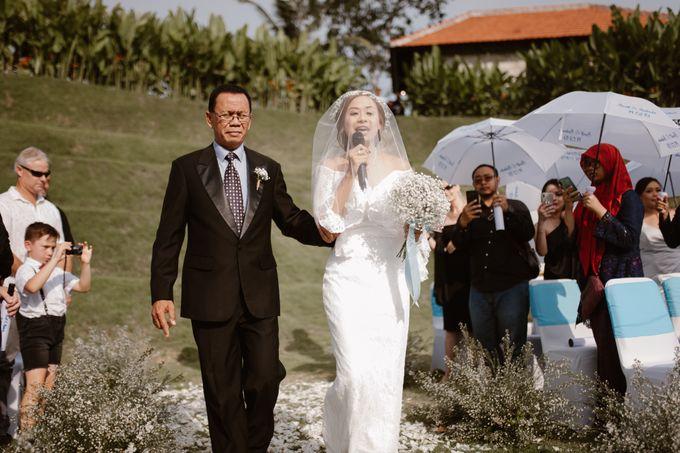 Brett & Belinda Wedding by Sthala, A Tribute Portfolio Ubud Bali by Marriott International - 006