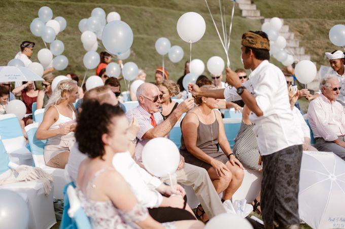 Brett & Belinda Wedding by Sthala, A Tribute Portfolio Ubud Bali by Marriott International - 013