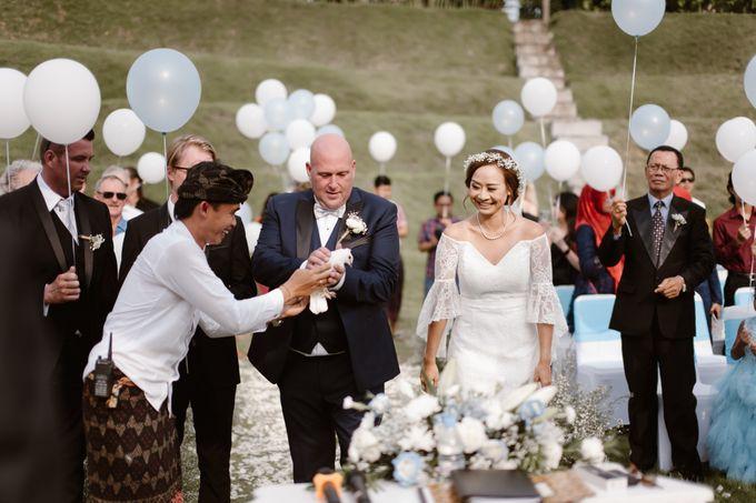 Brett & Belinda Wedding by Sthala, A Tribute Portfolio Ubud Bali by Marriott International - 014