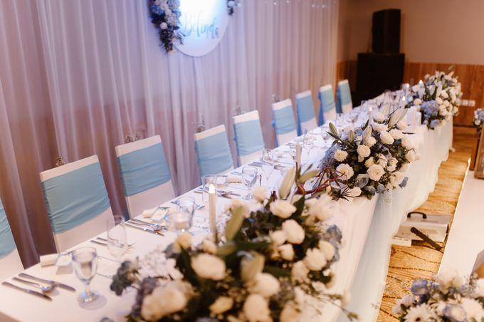 Brett & Belinda Wedding by Sthala, A Tribute Portfolio Ubud Bali by Marriott International - 036