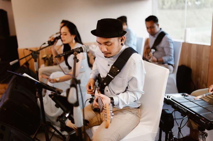 Brett & Belinda Wedding by Sthala, A Tribute Portfolio Ubud Bali by Marriott International - 035