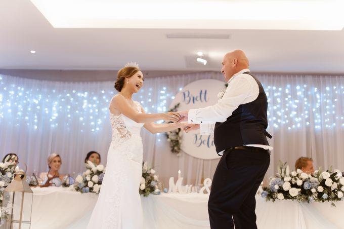Brett & Belinda Wedding by Sthala, A Tribute Portfolio Ubud Bali by Marriott International - 031