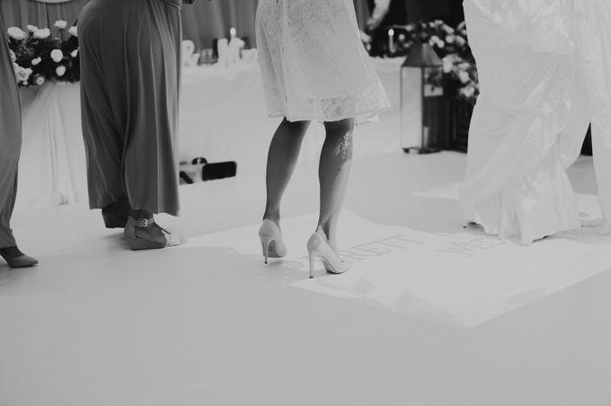 Brett & Belinda Wedding by Sthala, A Tribute Portfolio Ubud Bali by Marriott International - 034