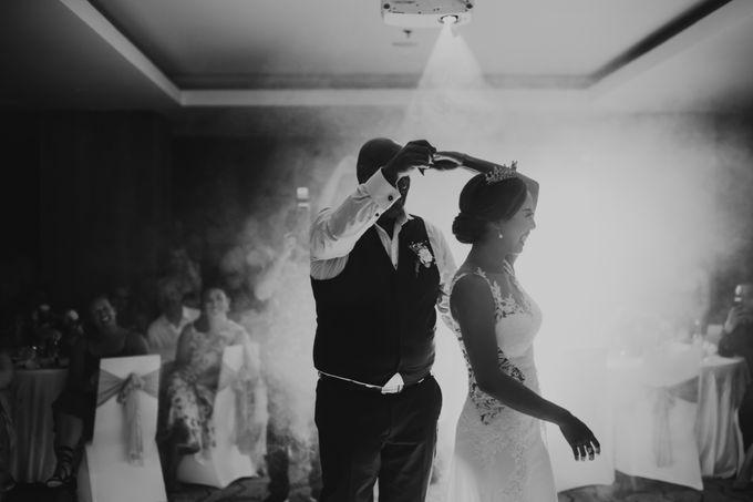 Brett & Belinda Wedding by Sthala, A Tribute Portfolio Ubud Bali by Marriott International - 032