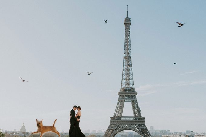 Paris & Iceland Engagement - Willy & Ria by Snap Story Pictures - 001