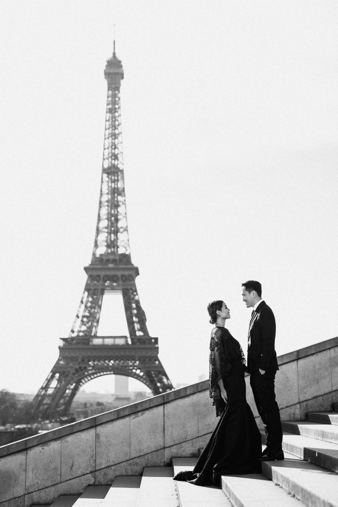 Paris & Iceland Engagement - Willy & Ria by Snap Story Pictures - 005