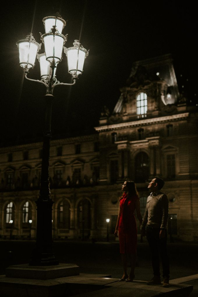 Paris & Iceland Engagement - Willy & Ria by Snap Story Pictures - 008