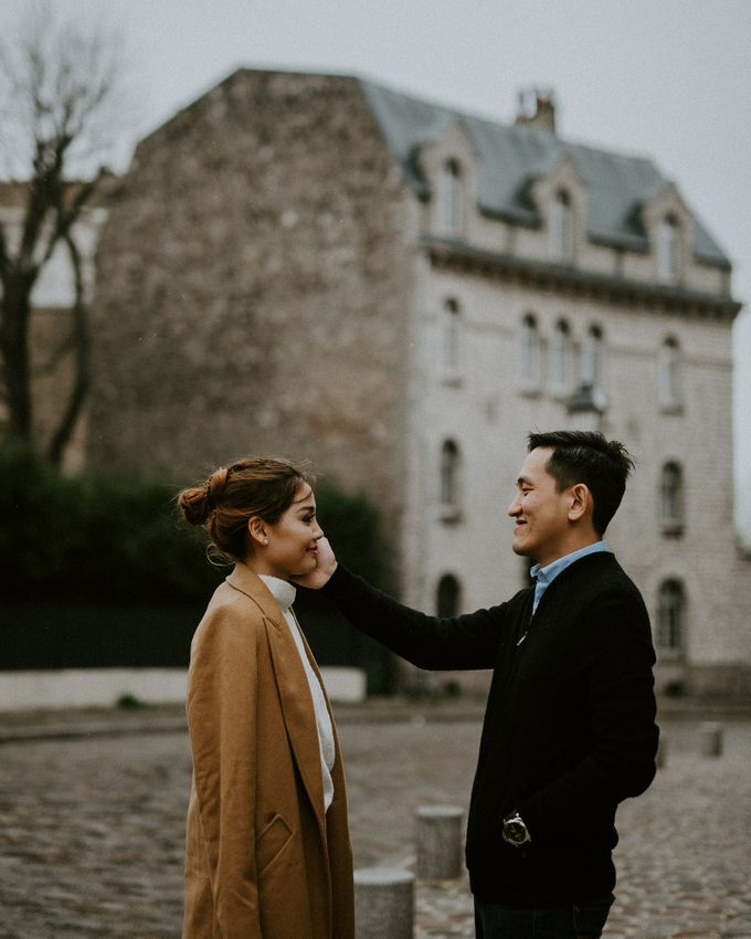 Paris & Iceland Engagement - Willy & Ria by Snap Story Pictures - 012