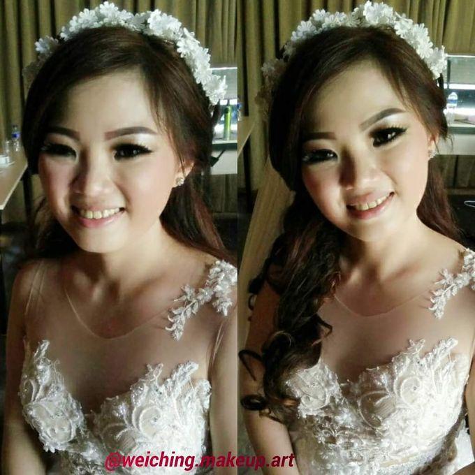 WeddingMakeUp by Weiching Bridal Make Up - 012