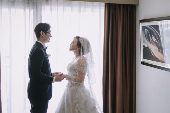 William & Su Yeon by Double Happiness Wedding Organizer - 008