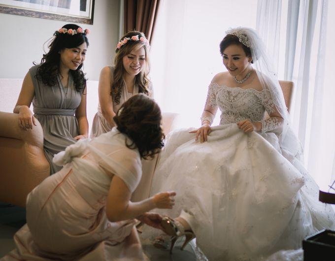 William & Su Yeon by Double Happiness Wedding Organizer - 023