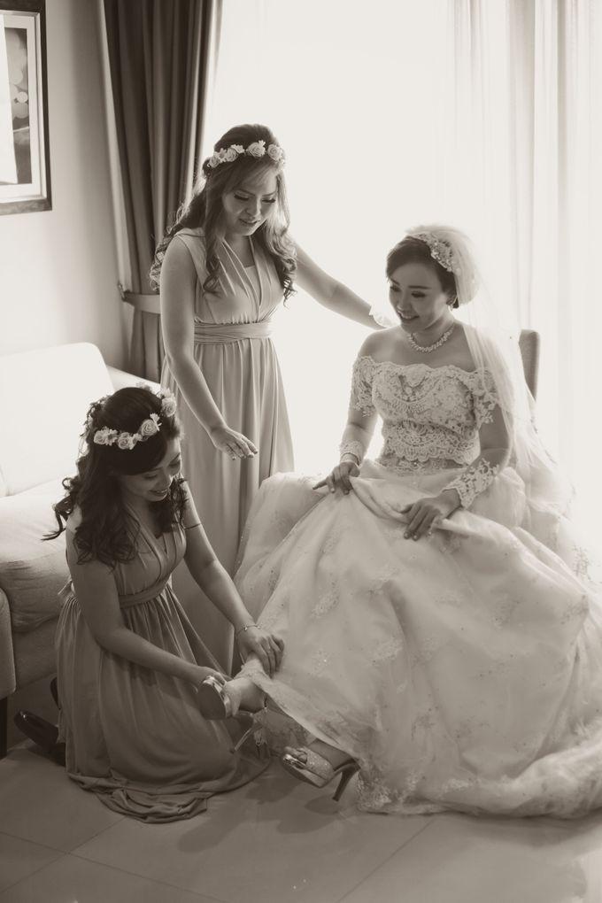 William & Su Yeon by Double Happiness Wedding Organizer - 021