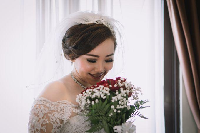 William & Su Yeon by Double Happiness Wedding Organizer - 014