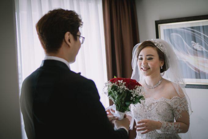 William & Su Yeon by Double Happiness Wedding Organizer - 009
