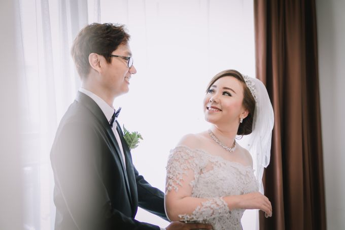 William & Su Yeon by Double Happiness Wedding Organizer - 015