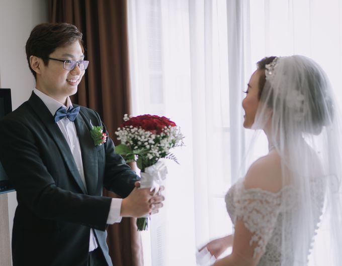 William & Su Yeon by Double Happiness Wedding Organizer - 010