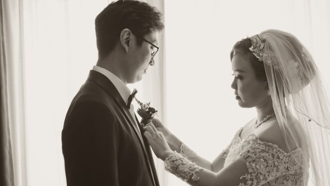 William & Su Yeon by Double Happiness Wedding Organizer - 011