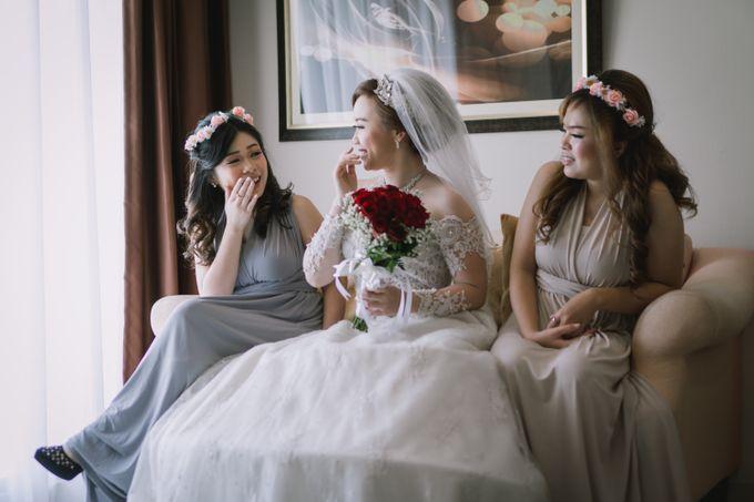 William & Su Yeon by Double Happiness Wedding Organizer - 025