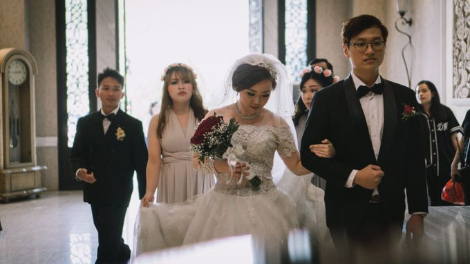 William & Su Yeon by Double Happiness Wedding Organizer - 026
