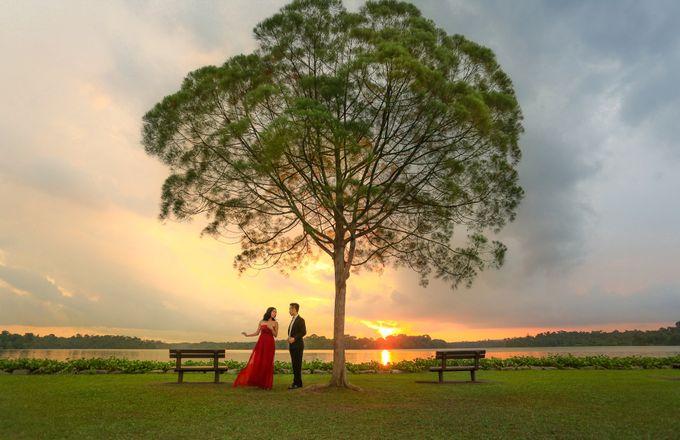 Wen & Shirley - Singapore by Bogs Ignacio Signature Gallery - 013