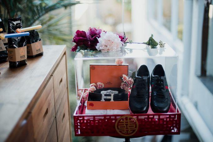 Kresna & Winda's Engagement by Studio 8 Bali Photography - 003