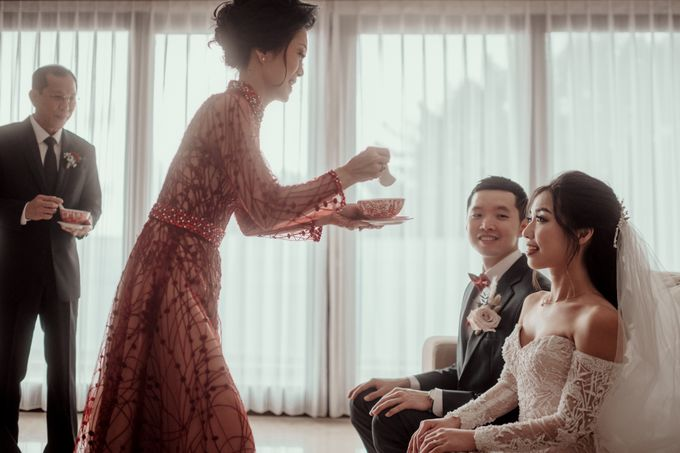 The Wedding of Paulina & Kevin by Bali Eve Wedding & Event Planner - 009