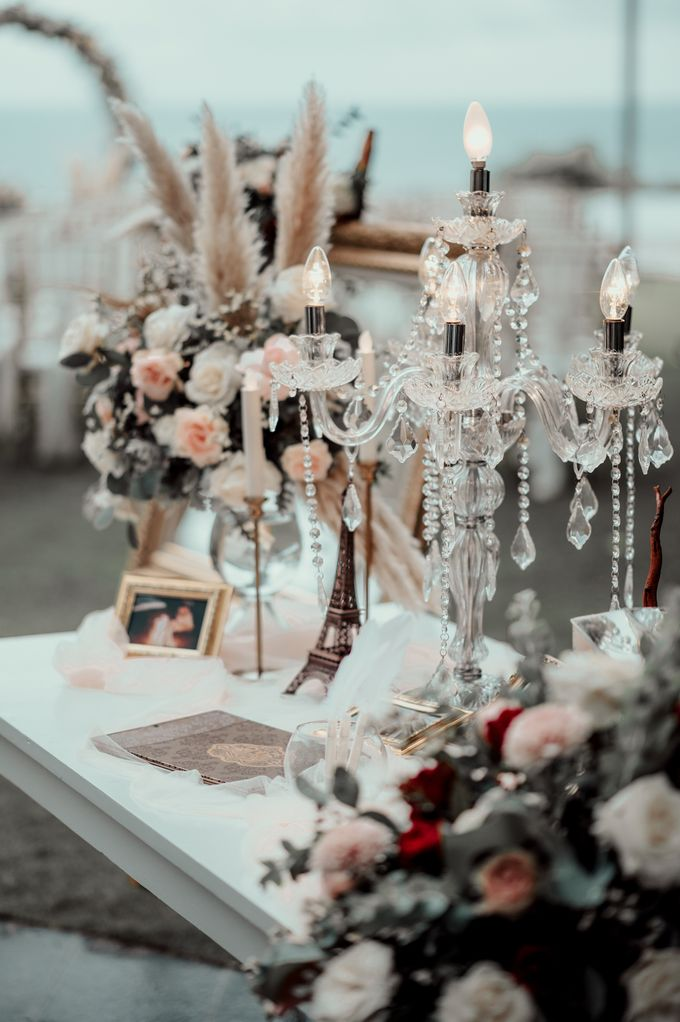 The Wedding of Paulina & Kevin by Bali Eve Wedding & Event Planner - 012