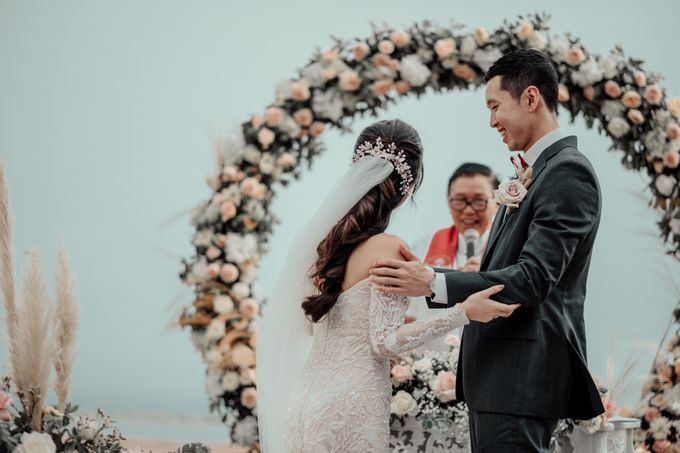 The Wedding of Paulina & Kevin by Bali Eve Wedding & Event Planner - 026