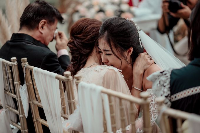 The Wedding of Paulina & Kevin by Bali Eve Wedding & Event Planner - 017