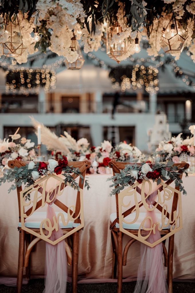 The Wedding of Paulina & Kevin by Bali Eve Wedding & Event Planner - 037