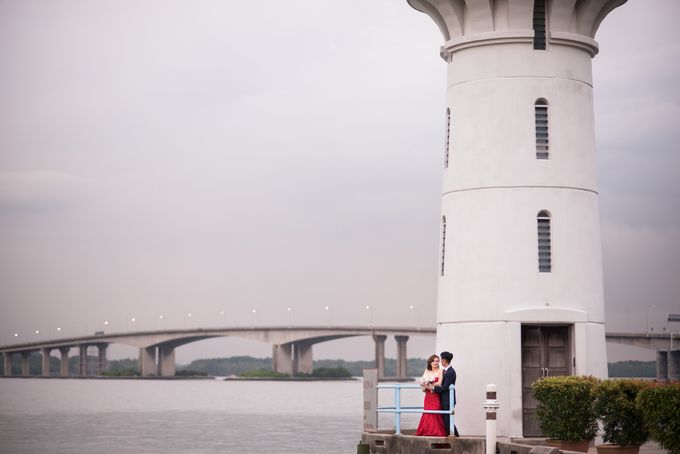 Pre-wedding - Weison & Olivia by A Merry Moment - 029
